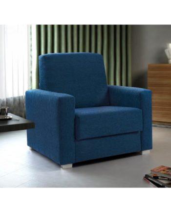 Camifer - Sillón azul