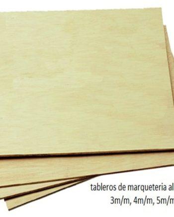 tablero marqueteria