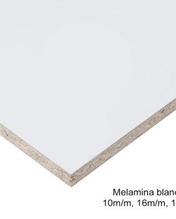 tablero melamina blanco